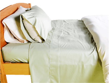 White Lotus Home 100% Cotton Sheets in SAGE