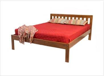 The Bedworks of Maine Danforth Bed Frame