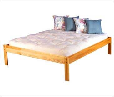 The Bedworks of Maine Freeport Bed Frame