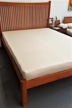 White Lotus Home Evergreen Foam Mattress - FIRM