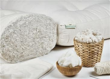 White Lotus Home Green Cotton & Wool Dreamton Mattress
