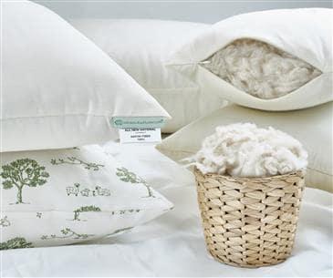 White Lotus Home Kapok Sleep Pillows