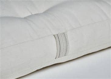 White Lotus Home Organic Cotton Mattress without Fire Retardant