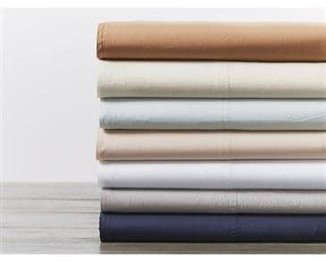 Coyuchi Organic Crinkled Percale™ Sheets