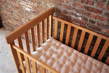 White Lotus Home Cotton Crib Mattresses