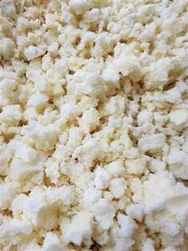 White Lotus Home Shredded Natural Latex
