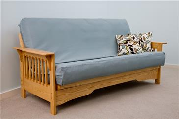 The Bedworks of Maine The Castine Futon Frame