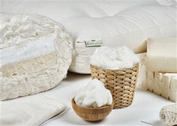 White Lotus Home Pure Cotton Hybrid Mattress