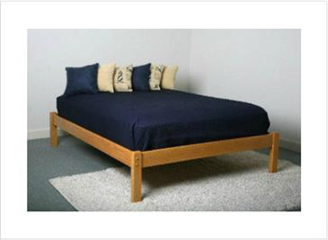 The Bedworks of Maine Yarmouth Bed Frame