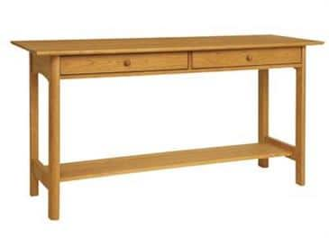 Vermont Furniture Designs Vermont Furniture Design 2-Drawer CONSOLE TABLE
