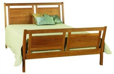 Vermont Furniture Designs Sleigh Bed