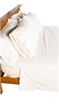 Duvet Covers Sateen in Natural on BOTH SIDES (WLH D)