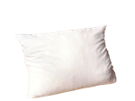 White Lotus Home Evergreen Shredded Foam Sleep Pillows
