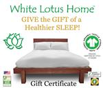 White Lotus Home GIFT CERTIFICATES