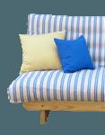 Green Cotton Decorative Pillow Inserts