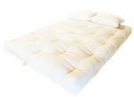 Green Cotton Foam Core Mattress with Fire Retardant