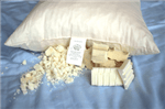 White Lotus Home Natural Shredded Latex Sleep Pillows