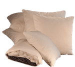 White Lotus Home Buckwool Sleep Pillows
