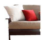Pure Cotton Decorative Pillow Inserts