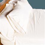 Organic Cotton Sateen Sheets