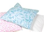 White Lotus Home Toddler Pillows 13x18